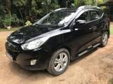 Hyundai Tucson 2012 Car