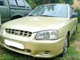 Hyundai Accent GLS 2003 Car