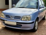 Nissan MARCH AK 11 2002 Car
