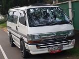 Toyota dolphin 1995 Van