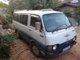 Toyota HIACE 1982 Van
