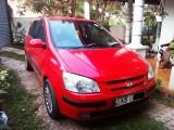 Hyundai Getz 2002 Car