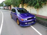 Toyota Starlet GT Modified 1995 Car