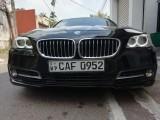 BMW 520d 2014 Car