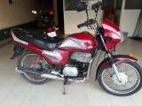 Hero Passion Plus 2005 Motorcycle