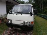Nissan vanette 1987 Van