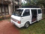 Nissan Vannet 1998 Van