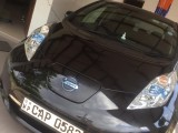 Nissan Leaf 2013 Car