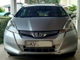 Honda Fit Gp1 2010 Car