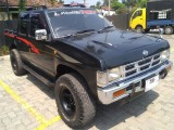 Nissan double cab 1995 Pickup/ Cab