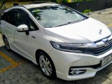 Honda Shuttle 2017 Car