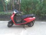 Hero Honda Pleasure 2012 Motorcycle