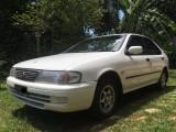 Nissan Sunny fb 14 ex saloon 1995 Car