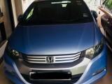 Honda Insight Hybrid 2012 Car