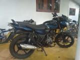 Bajaj Discover 125 2013 Motorcycle