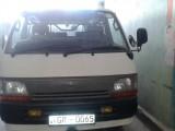 Toyota HIACE 1996 Van