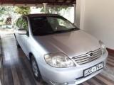 Toyota Corolla 121 Luxel 2002 Car