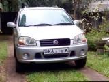 Suzuki Swift 2002 Car