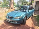 Mazda Famila BJ5W 2002 Car