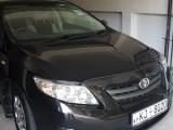 Toyota corolla 141 2008 Car