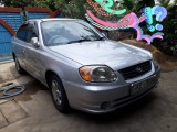 Hyundai Accent 2007 Car