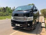 Nissan caravan NV350 2014 Van