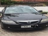 Mazda 6 2002 Car