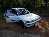Toyota AT170 1989 Car