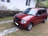 Suzuki Alto Special Edition 2011 2011 Car
