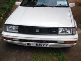 Toyota COROLLA 1986 Car