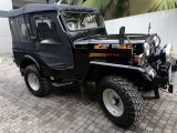 Mitsubishi 4dr5 1980 Jeep