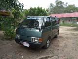 Nissan vannte 1996 Van