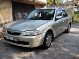 Mazda Familia BJ3P 323 2000 Car