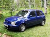 Nissan March K 11 1997 Car