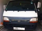 Toyota Hiace 2000 Van