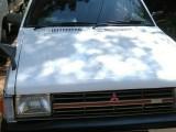Mitsubishi LANCER BOX 1983 Car