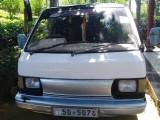 Nissan VANETTE 1983 Van