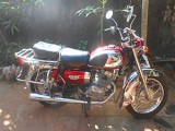 Honda Cd 185 1980 Motorcycle