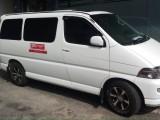 Toyota Regius 1998 Van