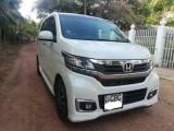 Honda N wgn custom 2018 Car