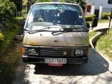 Nissan Homy long 1999 Van