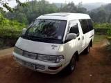 Toyota Townace Loto 1992 Van