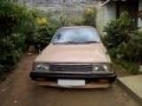 Nissan Nissan Sunny B11 1984 Car