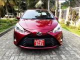 Toyota Vitz Jewela Push Multi 2018 Car