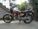 Honda CG125 1979 Motorcycle