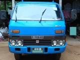 Isuzu ELF-OPEN 1984 Lorry