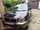 Hyundai Santa fee 2003 Jeep