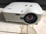 NEC Multimedia  Projector with Screen