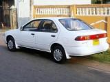 Nissan Sunny FB14 Super Saloon 1995 Car