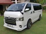 Toyota KDH 201 Dark Prime 2015 2015 Van